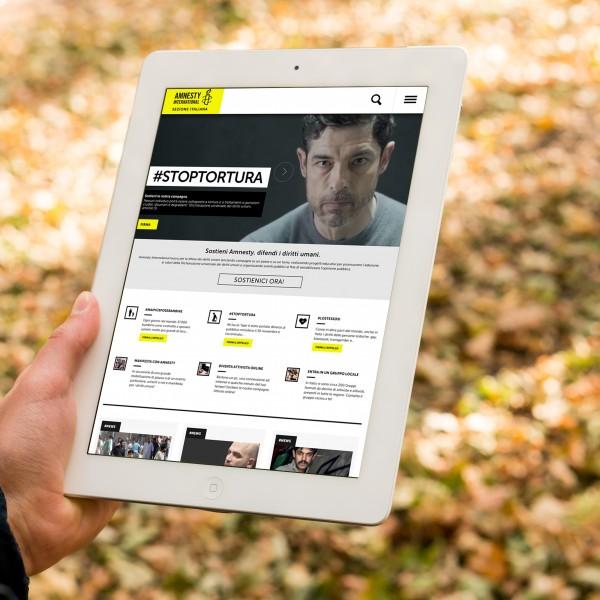 Attività di Digital Amnesty International