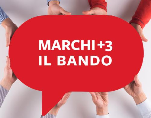 Attività di  Bando MARCHI+3